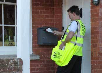 Delivering Your Leaflets
